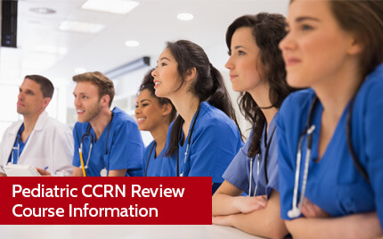 Pediatric CCRN Review
